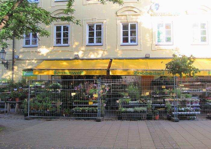 Gartencenter Schmitz samen schmitz gmbh gartencenter 3 bewertungen münchen altstadt