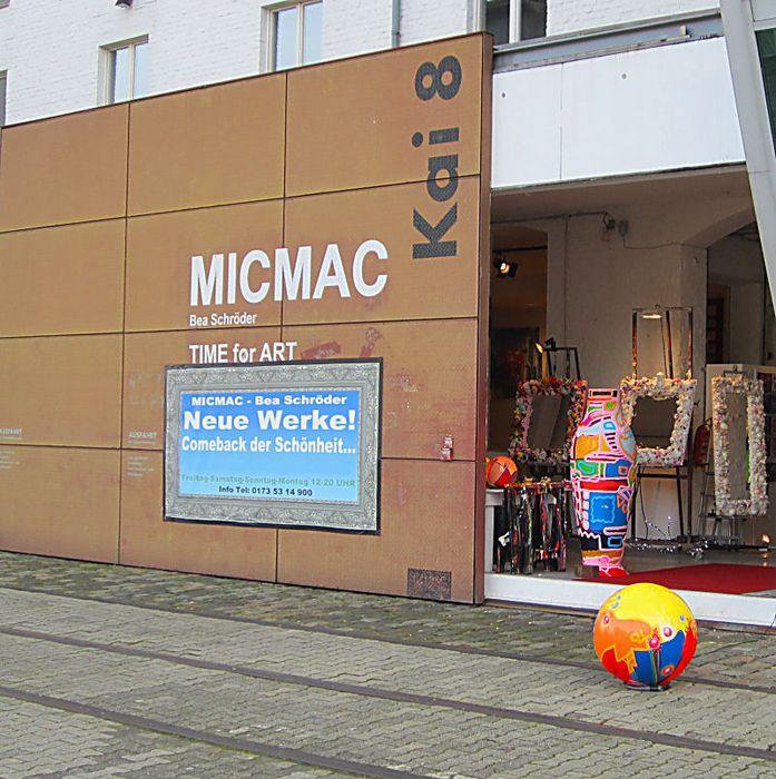 Beate Schröder bilder und fotos zu mic mac beate schröder in düsseldorf kaistr