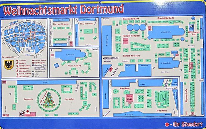 Weihnachtsmarkt Dortmund Bis Wann.Bilder Und Fotos Zu Dortmunder Weihnachtsmarkt Auf Dem Hansaplatz In