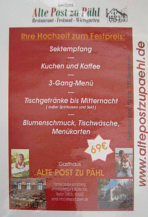 Bilder Und Fotos Zu Alte Post Zu Pahl In Pahl Ammerseestr Seite 2