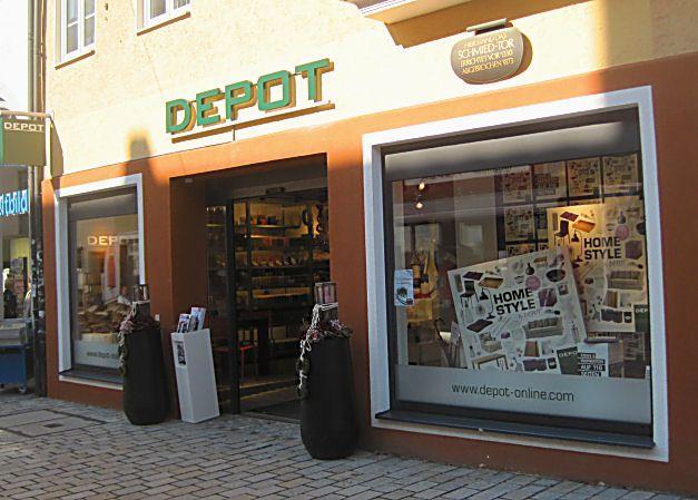 Depot Weilheim Iob In Weilheim In Das örtliche