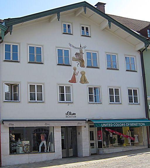 s.Oliver selection Store 1 Foto Bad Tölz Marktstraße