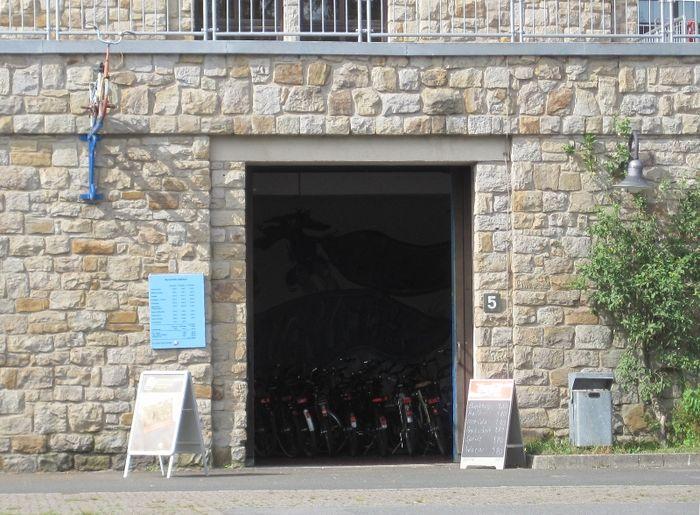 Kemnader see grillhütte Grillstation