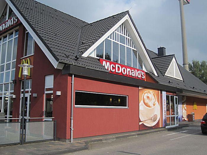 Bilder und Fotos zu McDonald's Restaurant in Bochum, Stormstr