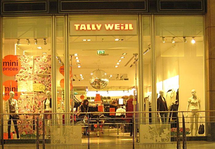 TALLY WEiJL - 1 Bewertung - Oberhausen Neue Mitte - Centroallee ... 8d626026172