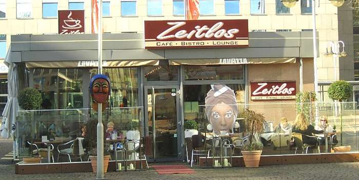 Cafe Zeitlos Schotten