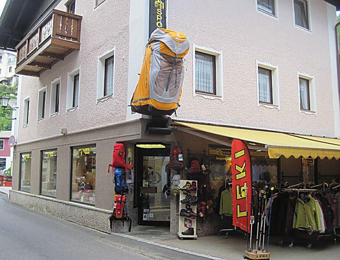Kletterausrüstung Verleih Berchtesgaden : Geistaller bergsport inh. martin in berchtesgaden ⇒ das Örtliche