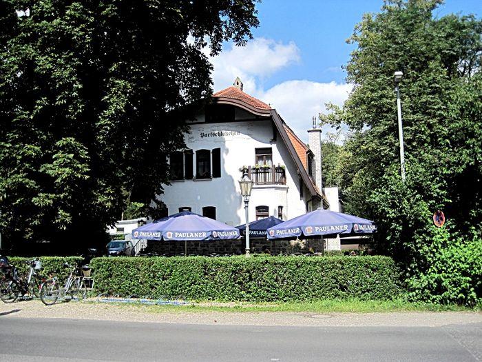 Bilder und Fotos zu Parkschlößchen in Krefeld, Talring
