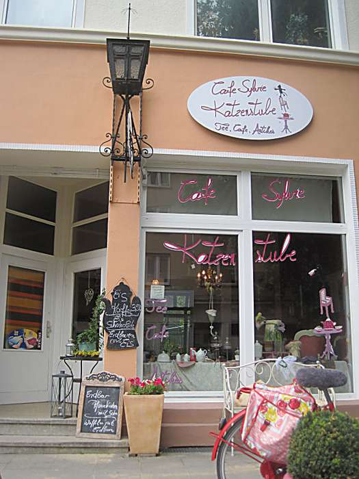 cafe sylvie katzenstube 1 bewertung bochum wiemelhausen oskar hoffmannstr golocal. Black Bedroom Furniture Sets. Home Design Ideas