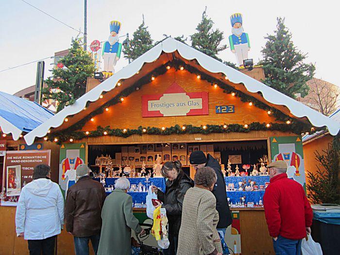 Bilder Und Fotos Zu Weihnachtsmarkt Am Centro In Oberhausen
