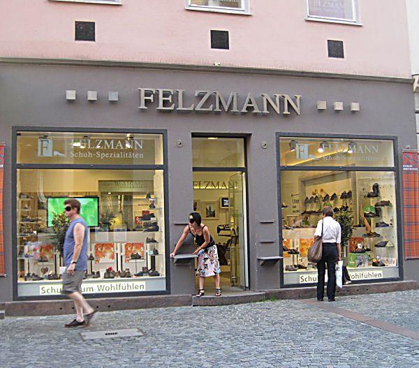 Felzmann Schuhe zum Wohlfühlen in München ⇒ in Das Örtliche