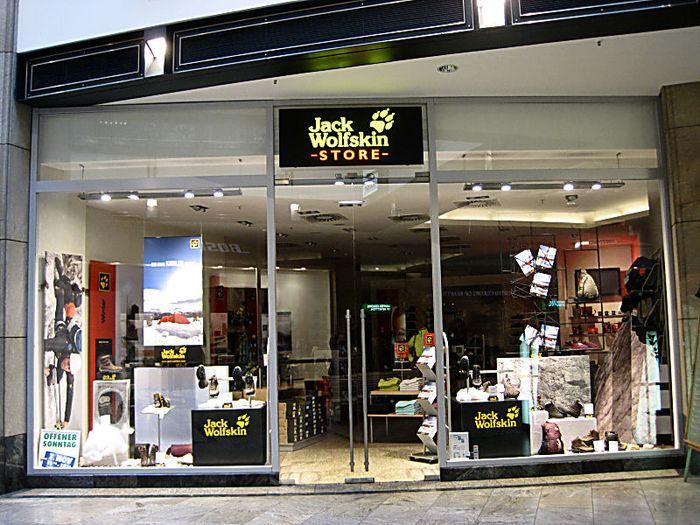 Centro (für Jack Wolfskin Store) 1 Foto Oberhausen im