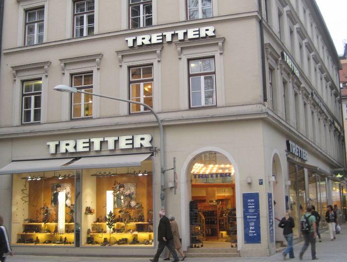 Tretter Schuhe 4 Bewertungen München Altstadt