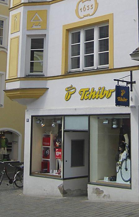 Tchibo filiale in bad t lz im das telefonbuch finden for Tchibo bad