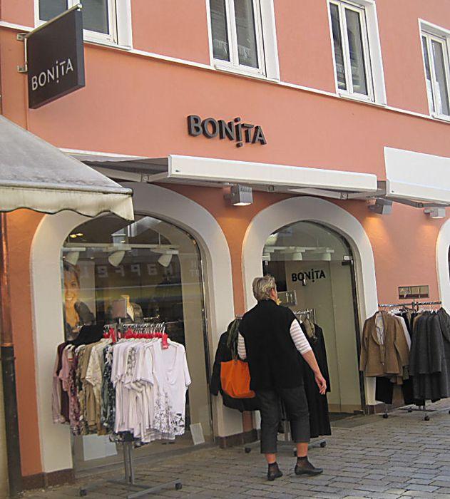 Bonita gmbh co kg damenmodegesch ft in weilheim im - Bonita gmbh co kg ...