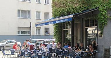 RÖMERPARK CAFEHAUS in Köln