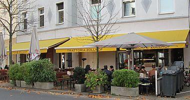 Zollhof - Trattoria + Bar in Düsseldorf