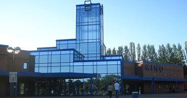 Multiplex-Kino an der Schalke Arena in Gelsenkirchen