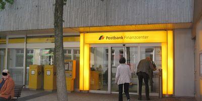 Deutsche Post Postbank Finanzcenter in Herten in Westfalen