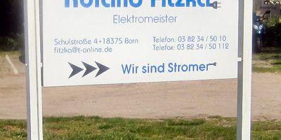 Fitzka Roland Elektro-Installationsbetrieb in Born am Darß