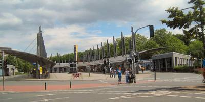 Busbahnhof Recklinghausen in Recklinghausen