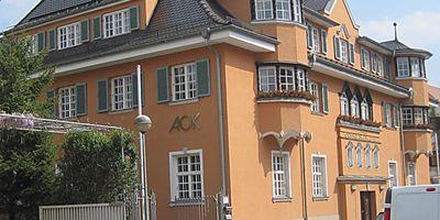 AOK Bayern - Die Gesundheitskasse Geschäftsstelle Starnberg in Starnberg