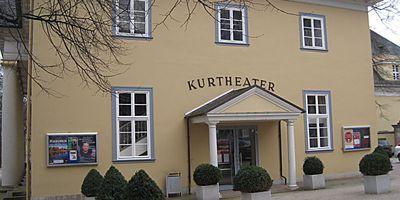 Kurtheater Bad Pyrmont in Bad Pyrmont