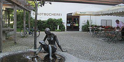Stadtbücherei Weilheim in Weilheim in Oberbayern
