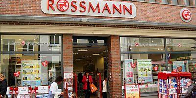 Rossmann - Ossenreyerstraße in Stralsund
