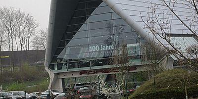 Porsche Zentrum Dortmund in Holzwickede
