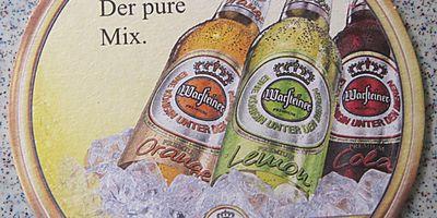 Warsteiner Brauerei Haus Cramer KG Nach Geschäftsschluß: Pförtner in Warstein