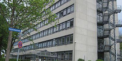 Fachhochschule Rosenheim in Rosenheim in Oberbayern