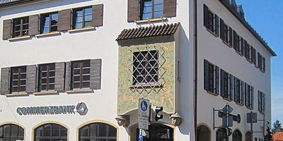 Commerzbank AG in Weilheim in Oberbayern