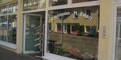 Schuhmoden M. Ewert in Barth