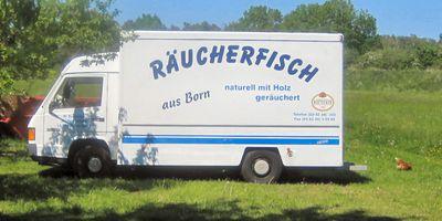 Erdmann Ralf Fischräucherei, Getränkeabholmarkt, Fahrradverleih in Born am Darß