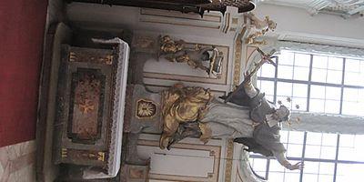 Kloster der Salesianer JH Don Boscos Don in Benediktbeuern