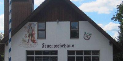 Feuerwehrhaus Fischen in Vorderfischen Gemeinde Pähl