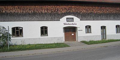 Gemeindebücherei Nikolausheim in Übersee