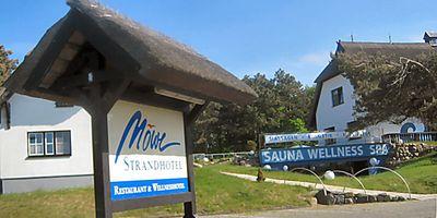 GreenLine Strandhotel Möwe in Ostseebad Ahrenshoop