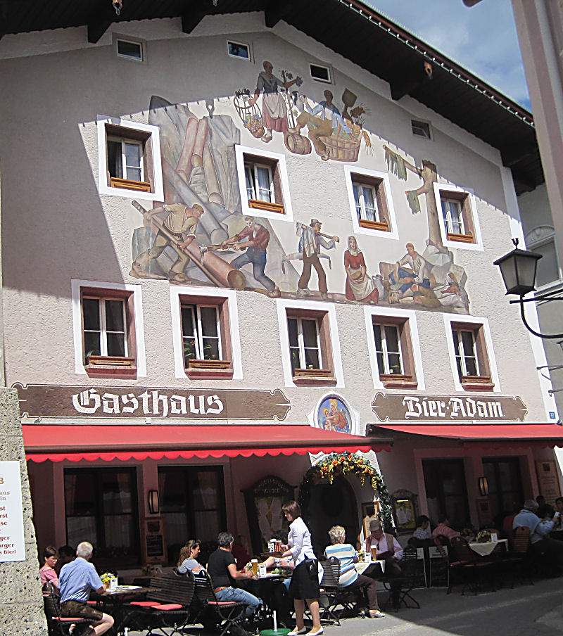 bier adam berchtesgaden