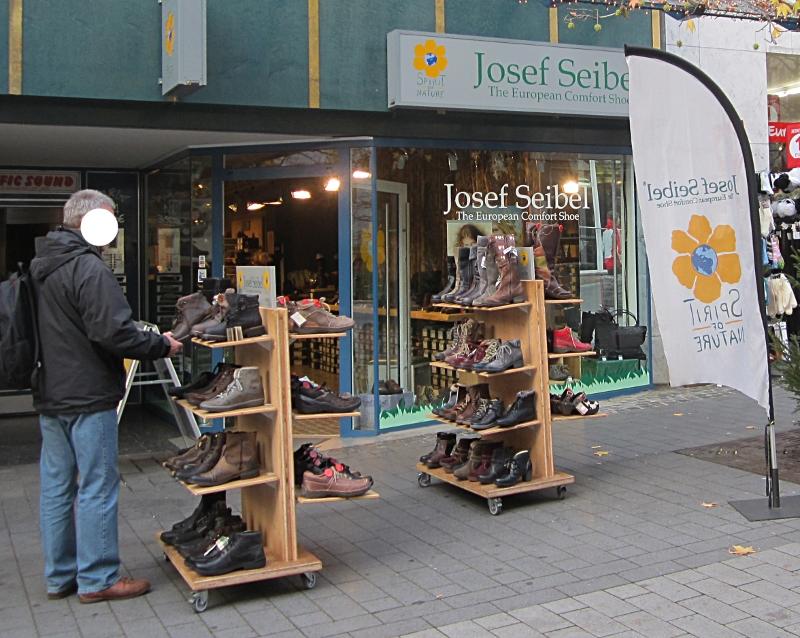 new style f0623 75c6c ➤ Josef Seibel Schuhfabrik GmbH Spirit of Nature Shop 44787 ...
