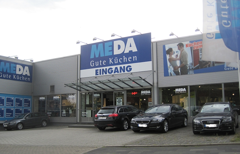 ➤ MEDA Küchenfachmarkt GmbH & Co. KG 45141 Essen ...