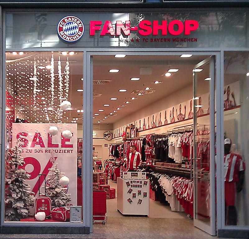 Www.Fcbayern.De Shop