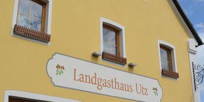 Landgasthaus Utz in Weppersdorf Gemeinde Adelsdorf