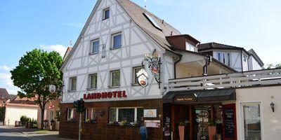 Landhotel 3Kronen in Adelsdorf in Mittelfranken