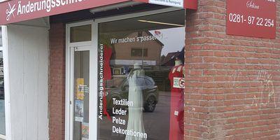 Becker Christa Änderungsschneiderei in Wesel