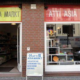 Asia Markt Atti in Berlin