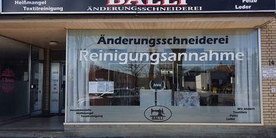 Balli Hikmet Änderungsschneiderei u. Heißmangel in Kleve am Niederrhein