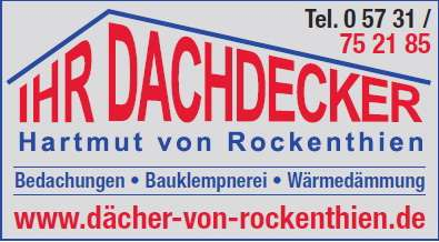 hartmut von rockenthien 1 bewertung bad oeynhausen dehme dehmer str golocal. Black Bedroom Furniture Sets. Home Design Ideas