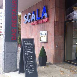 Scala Restaurant am Hotel an der Oper in Chemnitz in Sachsen